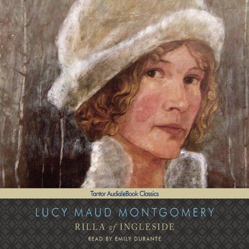 Rilla of Ingleside audiobook cover art