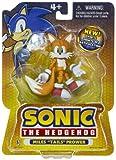 Miles Tails Prower – Figura de acción de 3 pulgadas – 8 cm – Sonic The Hedgehog – Sega...