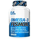 Evlution Nutrition Fish Oil (120 serving)