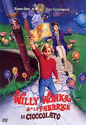 Willy Wonka und die Schokoladenfabrik import dvd mit deutschem Ton