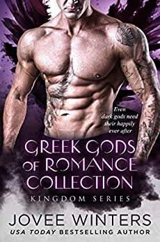 The Greek Gods of Romance Collection (Kingdom Book 15) by [Jovee Winters]