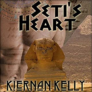 Seti's Heart audiobook cover art