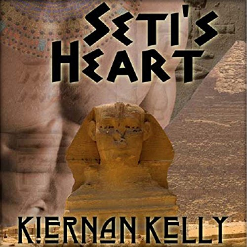 Seti's Heart audiobook cover art