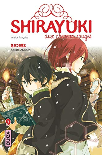 Shirayuki aux cheveux rouges, tome 9