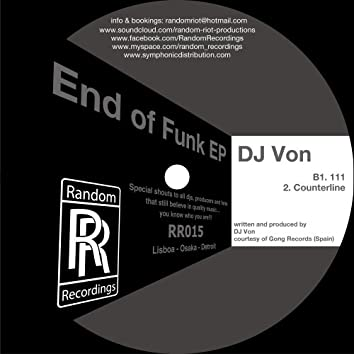 End of Funk Ep