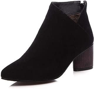 BalaMasa Womens ABS13897 Pu Boots