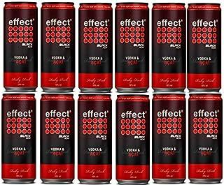 12 Dosen effect Vodka & Black Acai Energy 10% vol. a 0,33L EINWEG Pfand 3 € Pfand