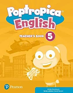 Poptropica English Level 5 Teacher's Book and Online Game Access Card Pack