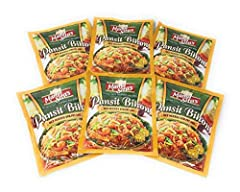 Net wt. 1.4 oz / 40g Receive 6 packs per purchase Homestyle Filipino Recipes Well-distinguished and popular brand Product of the Philippines