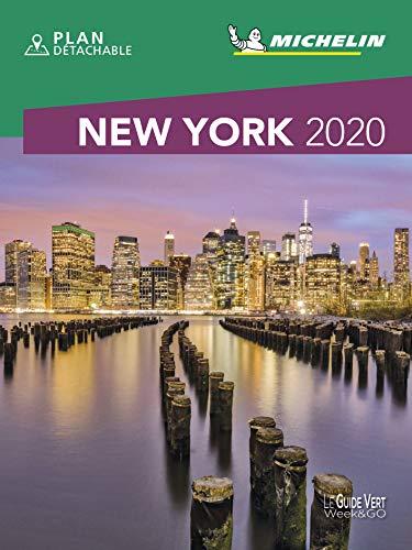 Guide Vert Week&GO New York 2020 Michelin
