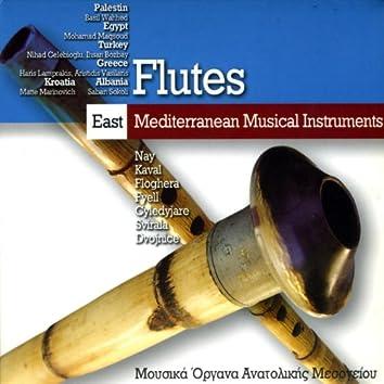 Pnefsta-Flutes