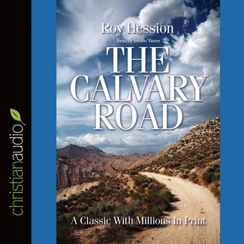 The Calvary Road audiobook cover art