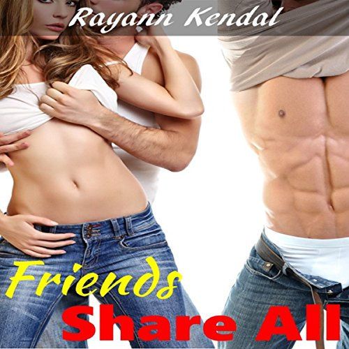 Friends Share All cover art