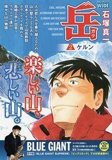 岳 2 ケルン (My First WIDE)