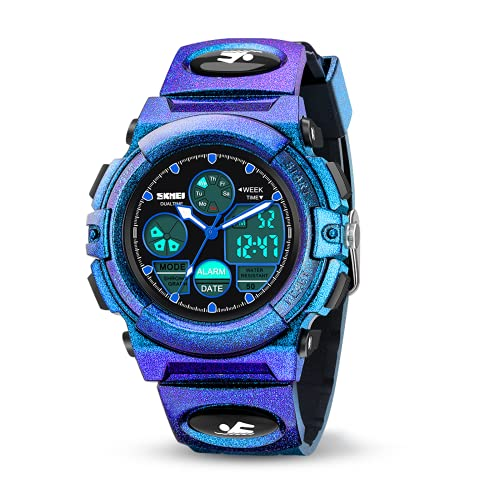 Toy zee Kids Watches for Boys,Toys for 5 6 7 8 9 10 11 12 13 14 15 Year Old...