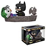 Funko 37250 Pop Vinilo: Movie Moment 80th: Batman and Joker (1989) Figura Coleccionable, Multicolor