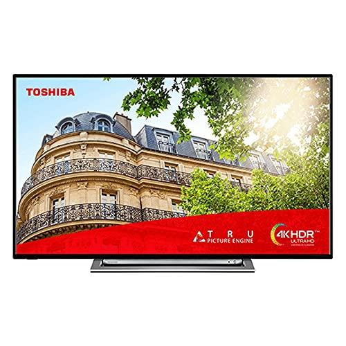 Toshiba TV 58pulgadas led 4k uhd - 58ul3b63dg - Smart TV -