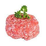 Schweinemett, bestes gewürztes Metzgerhackfleisch pures Schwein 2.000g