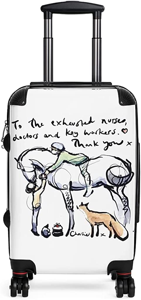 Charlie The Line Art for Suitcase Cabin Mackesy Fixed price for sale Sale Special Price Nurse