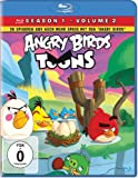 Angry Birds Toons - Season 1.2 [Blu-ray]