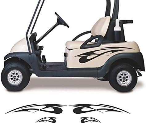 Top 10 Best golf cart decals