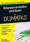 Bilanzen erstellen und lesen für Dummies