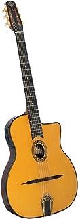 Gitane DG-455 プロフェッショナル ジプシー ジャズギター - 薄いボディ エレクトリック