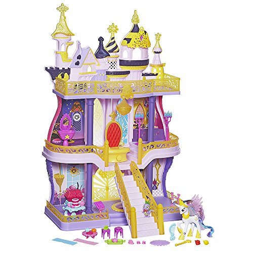 My Little Pony - Castillo de Canterlot...