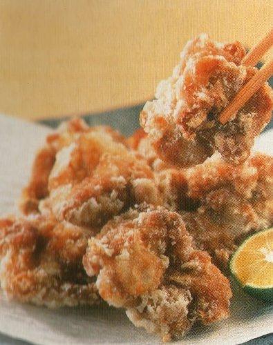 本和風 鶏唐揚 粉ふきタイプ 1kg 【冷凍】/ニチレイ(3袋)