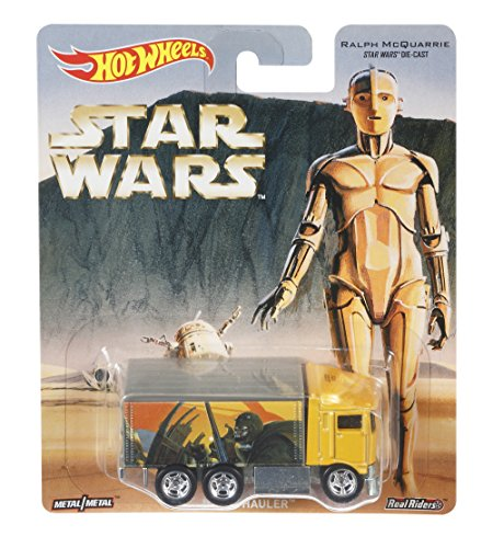 Hot Wheels Star Wars Hiway Hauler Vehicle