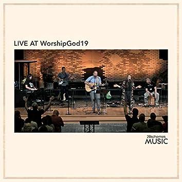 Live at WorshipGod19