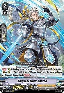 Cardfight!! Vanguard - Knight of Truth, Gordon - V-BT05/006EN - RRR - V Booster Set 05: Aerial Steed Liberation