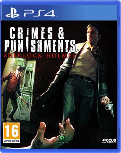 Crimes & Punishments: Sherlock Holmes (PS4)
