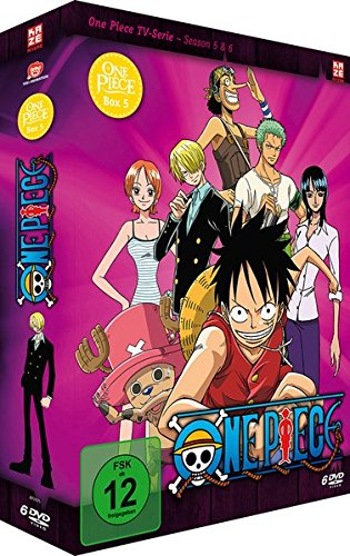 One Piece - TV Serie - Vol. 05 - [DVD]