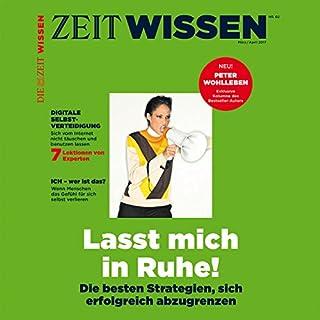 ZeitWissen, März / April 2017 Titelbild