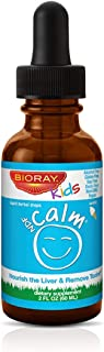 Calm Supplement for Kids by Bioray | NDF Calm Supports Healthy Mood and Restful Sleep, Restores Emotional Balance, Support...