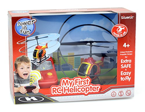 World Brands84703, My first helicopter, Red