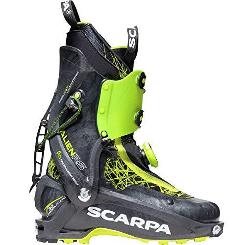 SCARPA Alien RS Alpine Touring Boot Carbon Black, 26.0