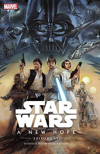 Amazon Com Star Wars Episode Iv A New Hope Star Wars Remastered Ebook Thomas Roy Chaykin Howard Granov Adi Chaykin Howard Sotomayor Chris Kindle Store