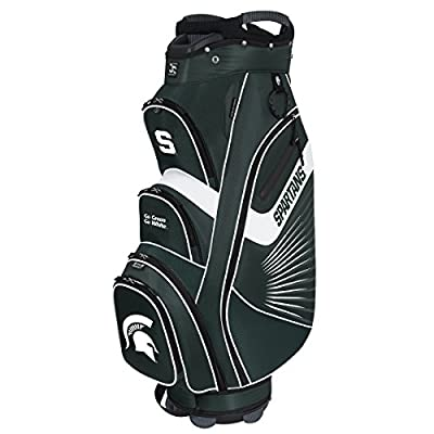Michigan State Spartans The Bucket II Cooler Cart Bag