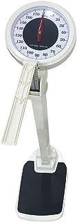 Báscula Mecánica Médica con Varilla de Altura Ajustable, Báscula de Altura y Peso, Báscula de Columna Mecánica, Báscula de Peso de Alta Precisión, Analizador de Composición Corporal