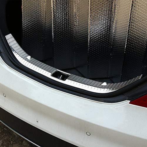 Autocollant de Bordure de Protection de Plaque de seuil intérieur de seuil de Protection intérieur en Acier Inoxydable 304 pour la Classe CLA W117 200 220 CLA260 2015-2017