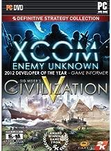 2K Definitive Strategy Collection: XCOM- Enemy Unknown / Civilization V