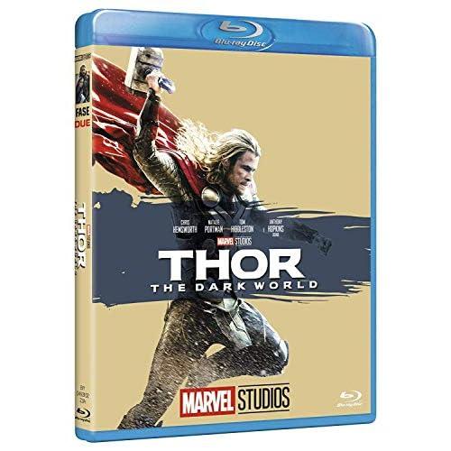 Thor The Dark World 10° Anniversario Marvel Studios (Blu Ray)