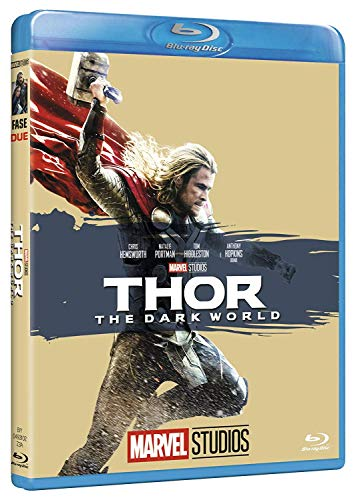 Thor The Dark World 10° Anniversario Marvel Studios (Blu Ray)