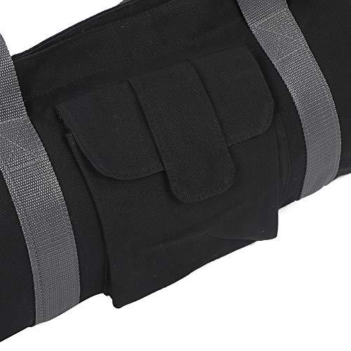KAKAKE Bolso Plegable al Aire Libre Resistente al Desgaste Bolso Conveniente para el Almacenamiento de la Estera de Yoga