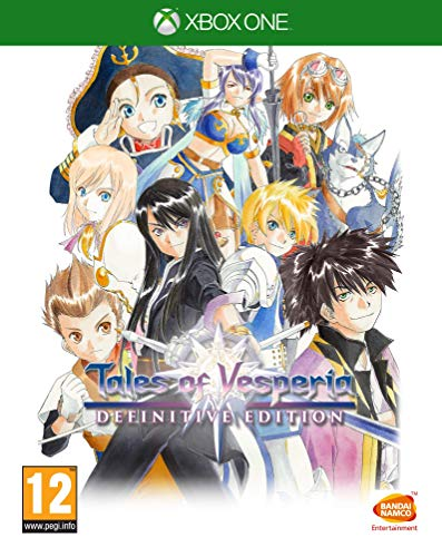 Tales Of Vesperia Definitive Edition (Xbox One) (New)