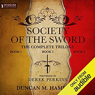 The Society of the Sword Trilogy Part 3 cover art