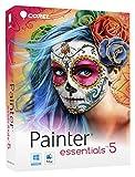 Corel Painter Essentials 5 Digital Art Suite for PC and Mac (Old Version)