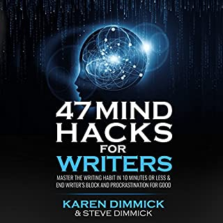 47 Mind Hacks for Writers: cover art